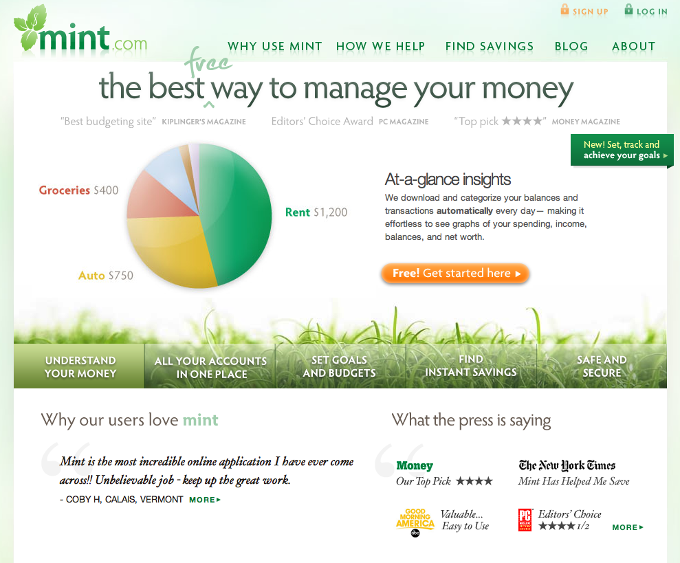 Better Budgeting: Making Mint.com Work For You