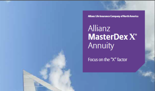 Independent Review of the Allianz MasterDex X Fixed Index Annuity with Simple Income III Rider